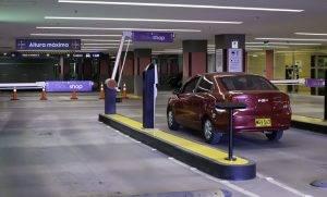 Parqueaderos automáticos